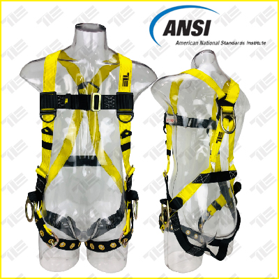 <b>TE5303 FULL BODY HARNESS ANSI APPROVED</b>