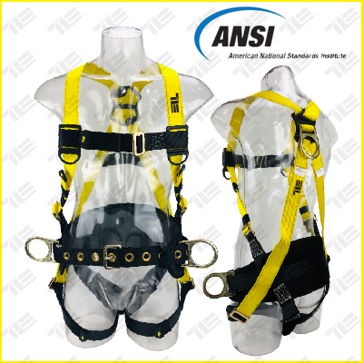 <b>TE5305 FULL BODY HARNESS ANSI APPROVED</b>